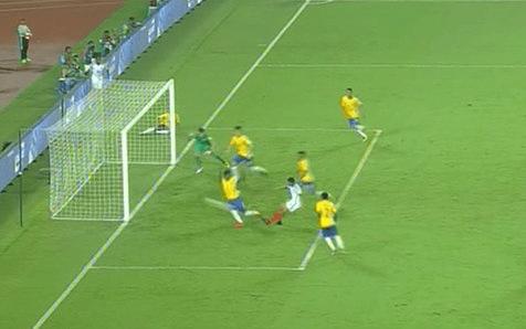 Brazil vs England U-17