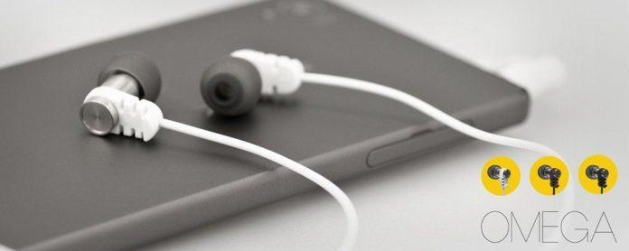 Brainwavz Omega In Ear Earbuds Noise Isolating Earphones