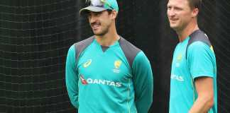 Mitchell Starc Ruled out