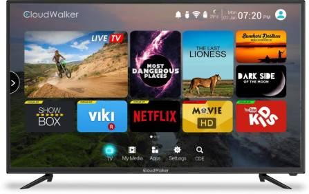 Cloudwalker 4K Smart TV
