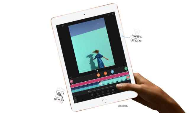 6th Gen iPad(2018): A Budget iPad Pro with Apple Pencil