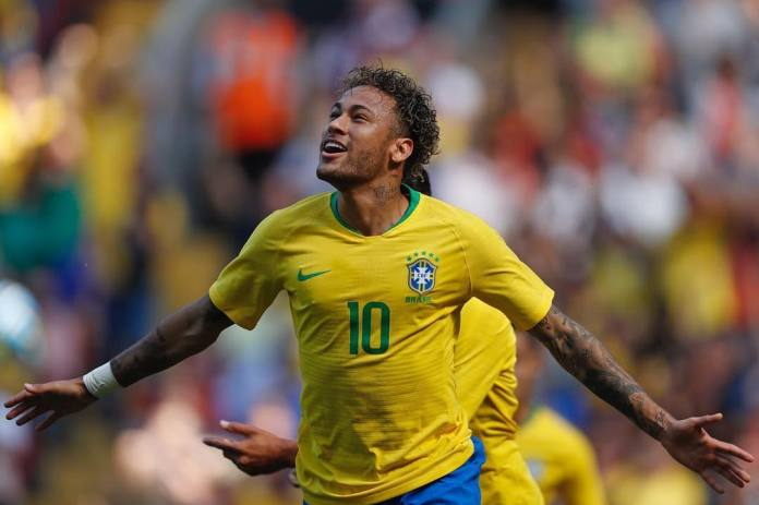 Neymar is Ready for the 6th Title & more