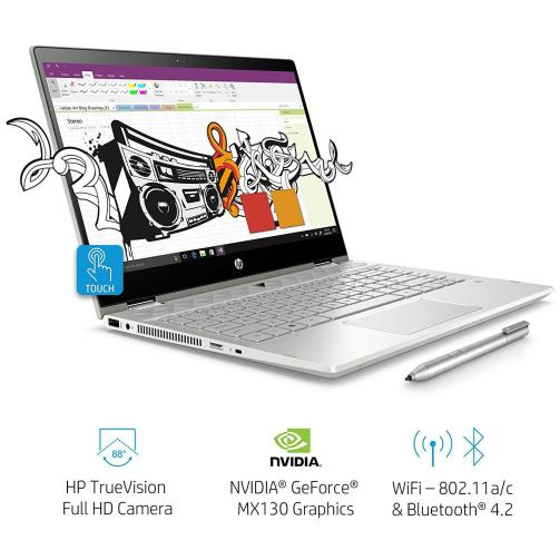 HP launches their new Pavilion x360 Series in India