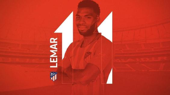 French World Cup winning Midfielder Thomas Lemar joins Atletico Madrid