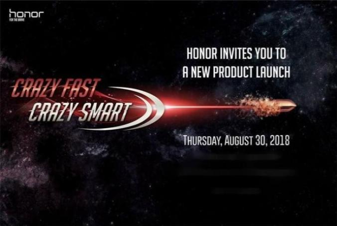 Honor Note 10 Is All Set To Debut On July 30