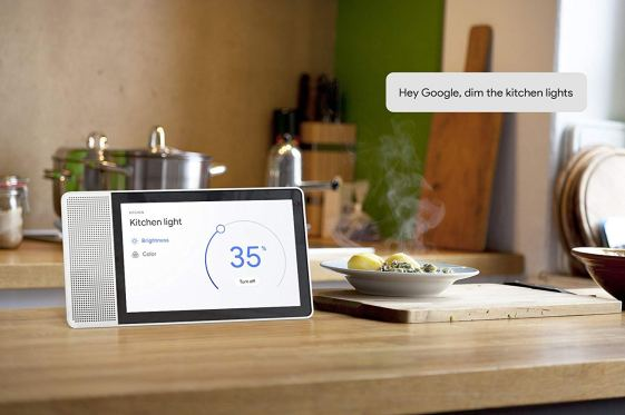 Lenovo Smart Display with Google Assistant coming soon