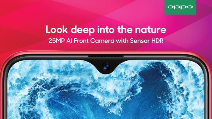 Oppo F9 Pro : Specifications And Overview Before Launch