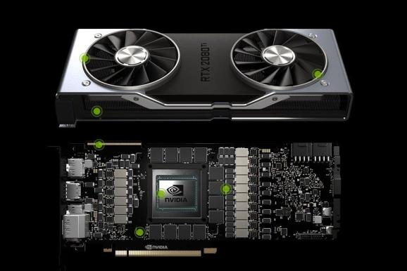 NVIDIA announces RTX 20-series GPUs with Ray tracing