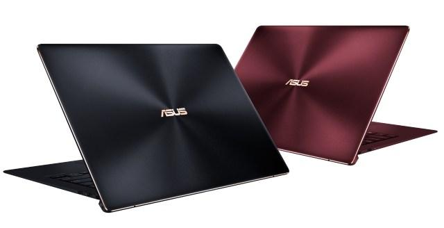 ASUS Zenbook S with new Intel 8th gen processors is here