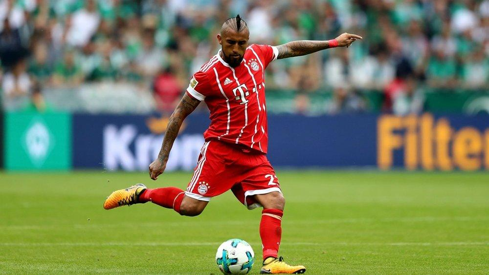 1f60fec44 Vidal also helped Juve win Italy s Serie A four times in four seasons after  moving to Italy from Bayer Leverkusen in 2011. He is a veteran of 100 caps  for ...