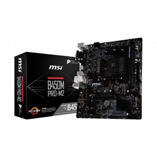 The new B450 Motherboards for your Ryzen 2.0 are here