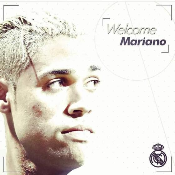 Mariano Diaz is back to the Catalan giant REAL MADRID