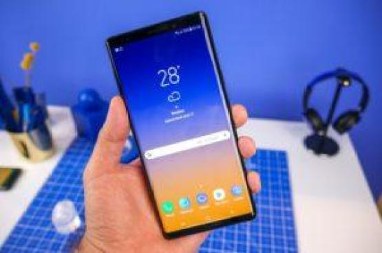 The Samsung Galaxy Note 9 with Snapdragon 845 is here