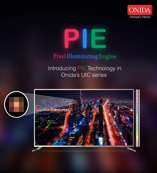 Onida launches new 4K UHD Smart TV with Android Oreo