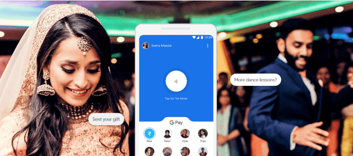 MAKEOVER of Google Tez: Google Pay
