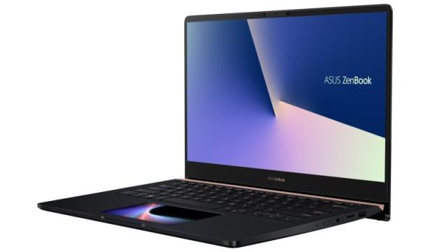 ASUS Zenbook Pro 14 with Intel Core i7-8565U is here