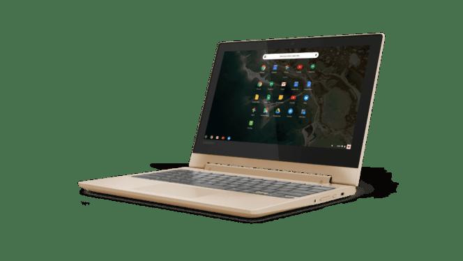 NEW Lenovo Yoga ChromeBook: IFA 2018 Special