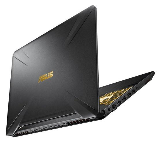 ASUS TUF FX505, FX705 Gaming Laptops Launched in India