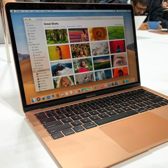 Meet the newer, lighter and faster MacBook Air 2018