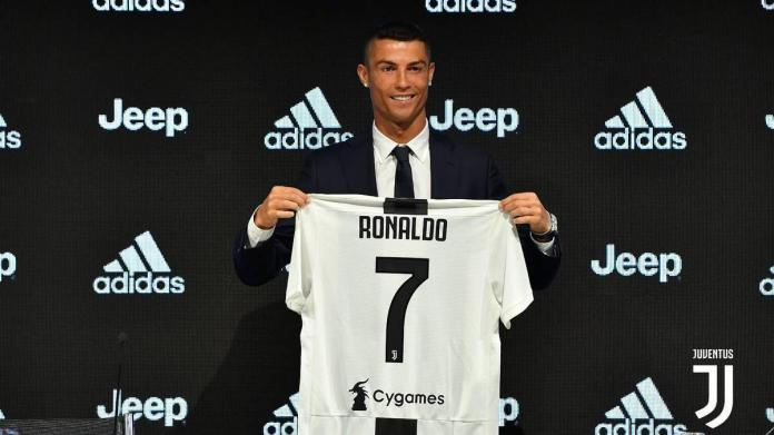 cristiano ronaldo from real madrid to juventus