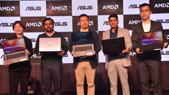 ASUS VivoBook 15 X505 and F570 laptops with Ryzen Mobile processors launched in India