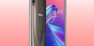 The Asus Zenfone Max M2