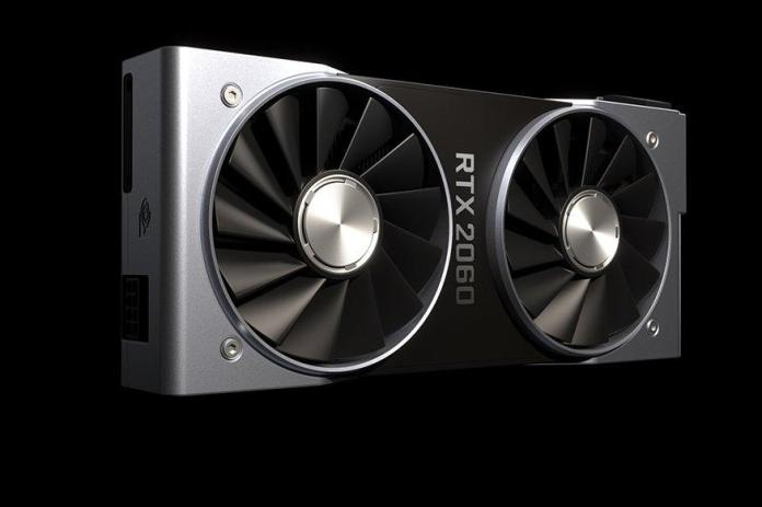 NVIDIA launches the new GeForce RTX 2060 at $349