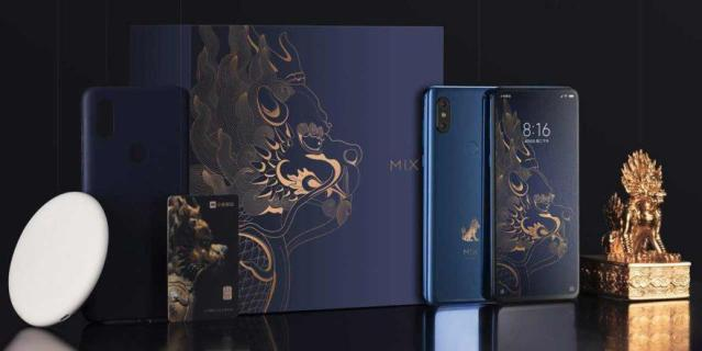 Mi Mix 3 : Specifications and detailed review.