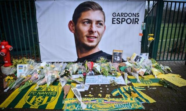 Emiliano Sala's plane has been found with one occupant still inside it