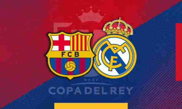 Barcelona vs Real Madrid : Copa del Rey semi-final 1st leg, when and where to watch the match live
