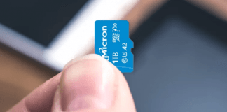 WD's SanDisk & Micron launch 1TB microSD Cards at MWC 2019
