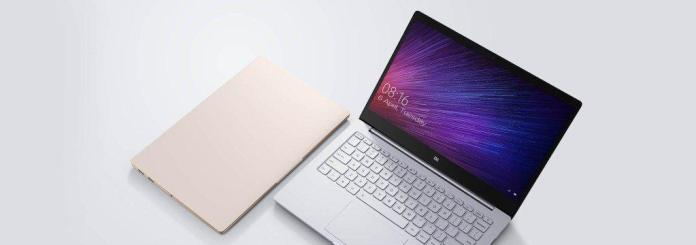 Mi Notebook Air 12.5 and 13.3, Mi Notebook 15.6 launched in China