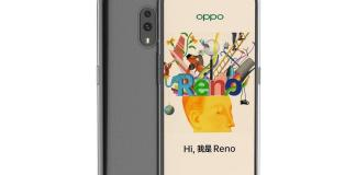 Oppo Reno - Where power meets style, all set to launch on 10th April