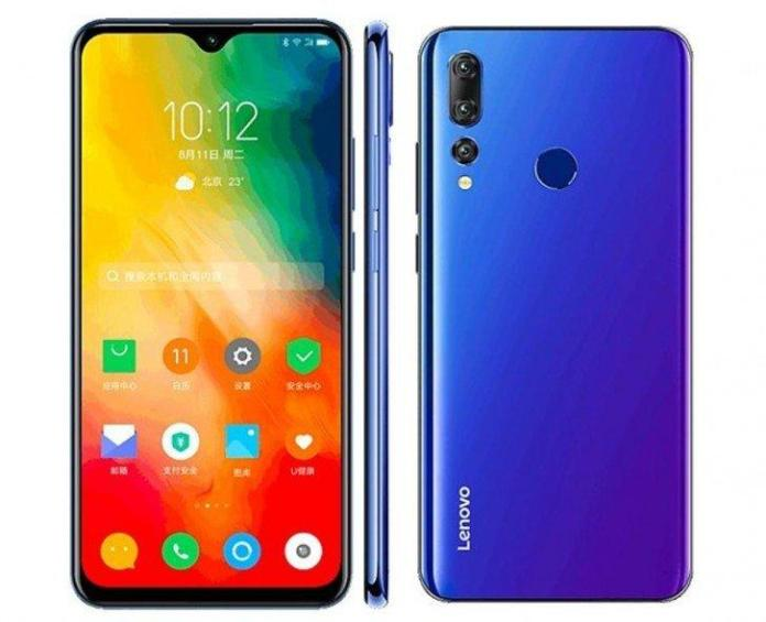 Lenovo K6 Enjoy with triple rear cameras, waterdrop notch display announced