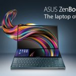 ASUS unveils the ZenBook Pro Duo with ScreenPad Plus dual display