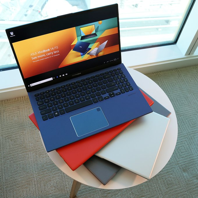 ASUS launches new VivoBook 14 & VivoBook 15 series starting at just Rs.33,990