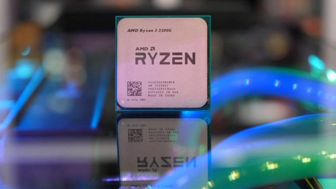 New AMD Ryzen 3 3200G & Ryzen 5 3400G APUs launched