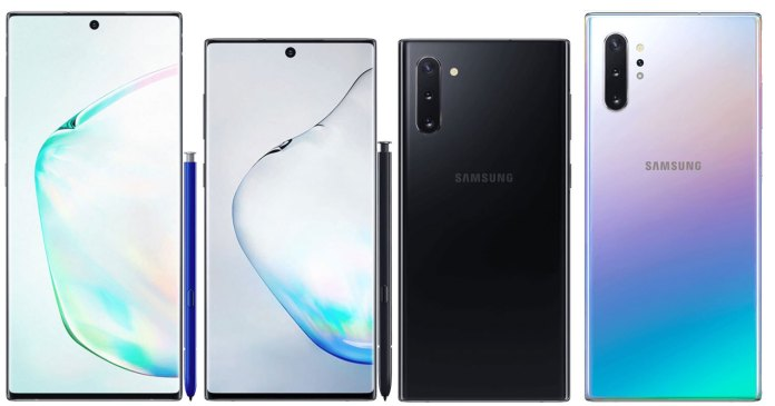 Samsung Galaxy Note 10 and Note 10+ is launched  - TechnoSports
