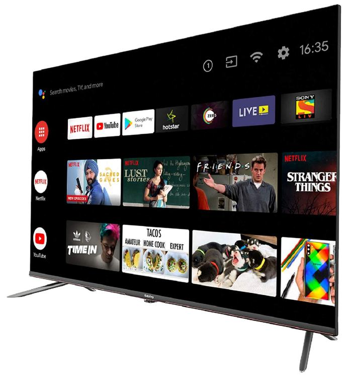 Best deals on Smart TVs at the Amazon Great Indian Festival