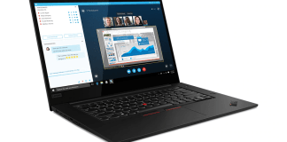 Lenovo ThinkPad X1 Extreme Gen 2 with OLED display & Intel Core i9-9880H now available