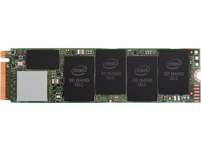 Intel launches new faster 665p NVMe SSDs with 2nd Gen QLC technology