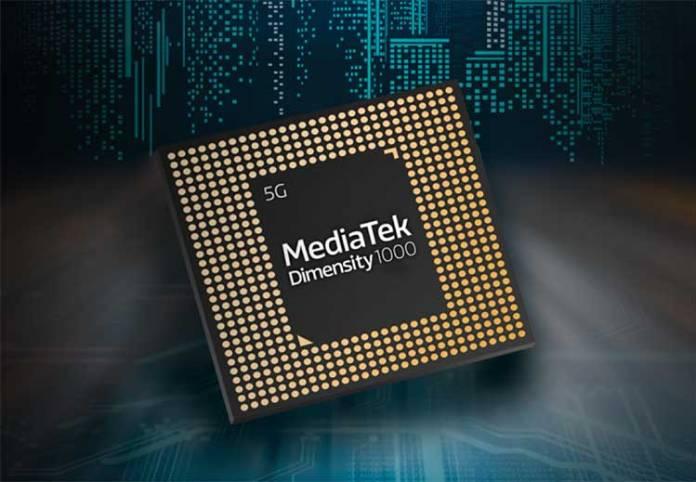 MediaTek Dimensity 800 chipset for mid-range smartphones announced