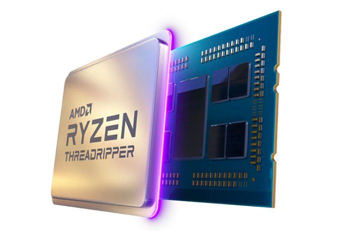 CES 2020: AMD's monstrous 7nm 64-core Threadripper 3990X is here