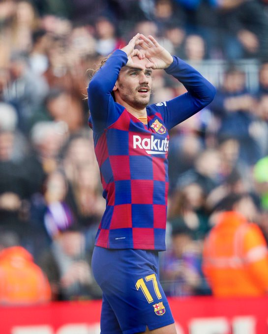 Antoine Griezmann must learn to score goals under pressure at Barcelona