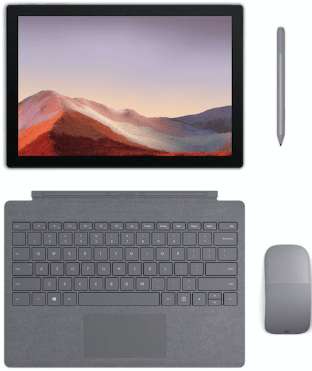 Microsoft Surface Pro 7 with 10th Gen Intel CPUs launched in India from Rs. 70990 onwards