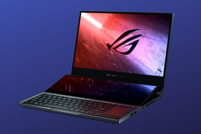 Asus ROG Zephyrus Duo 15 (GX550) with Core i9-10980HK & RTX 2080 Super launched