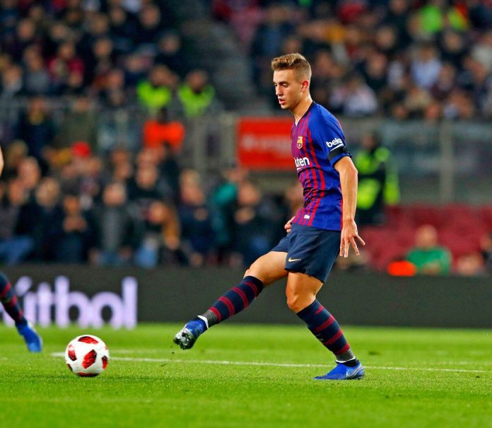 Oriol Busquets wants to return Barcelona and prove himself during pre-season