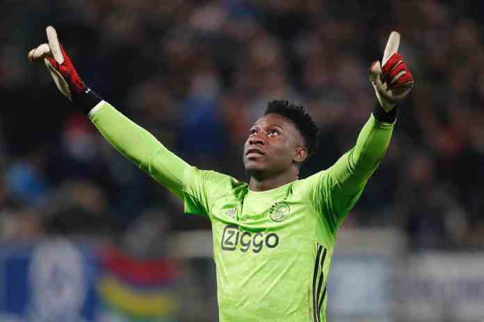 Ajax goalkeeper Andre Onana says he could return to his former club Barcelona