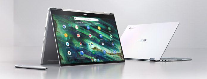 Asus Chromebook Flip C436 2-in-1 laptop with Comet Lake-U CPUs starts at $799