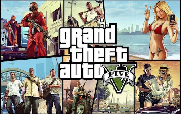 Grand Theft Auto V will be free to download on Epic Games Store